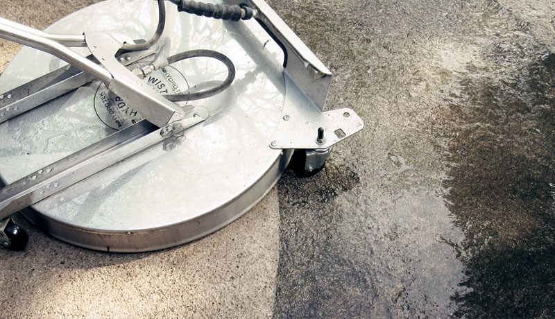 Concrete pressure washing in rochester new york bf home for Concrete cleaning service