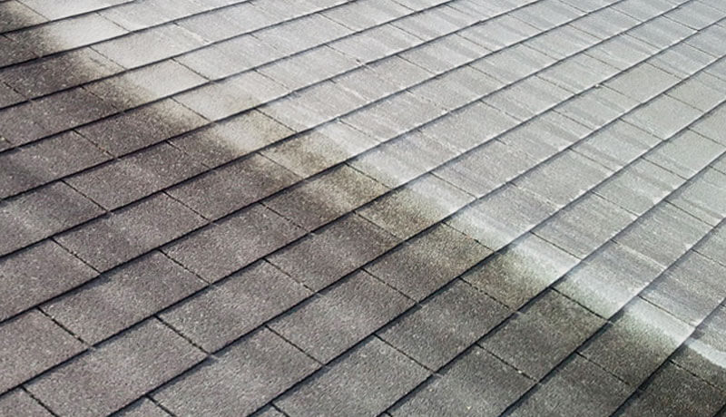 SoftWash Roof Cleaning in Pittsford NY by BF Home Services & No Pressure Roof Cleaning in Webster New York | BF Home Services ... memphite.com