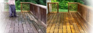 Rochester NY Deck & Fence Cleaning