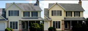 Rochester NY No Pressure Roof Cleaning Washing