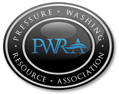 Proud Member of the Pressure Washing Resource AssociationProud Member of the Pressure Washing Resource Association