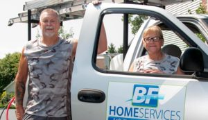 Brian and Fran are Rochester NY Soft Wash Pressure Washers
