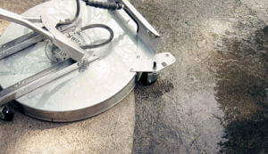 Rochester NY Concrete and Brick Paver Cleaning Pressure Washing