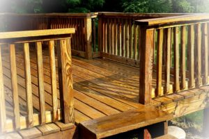Rochester NY Deck & Fence Cleaning Pressure Washing
