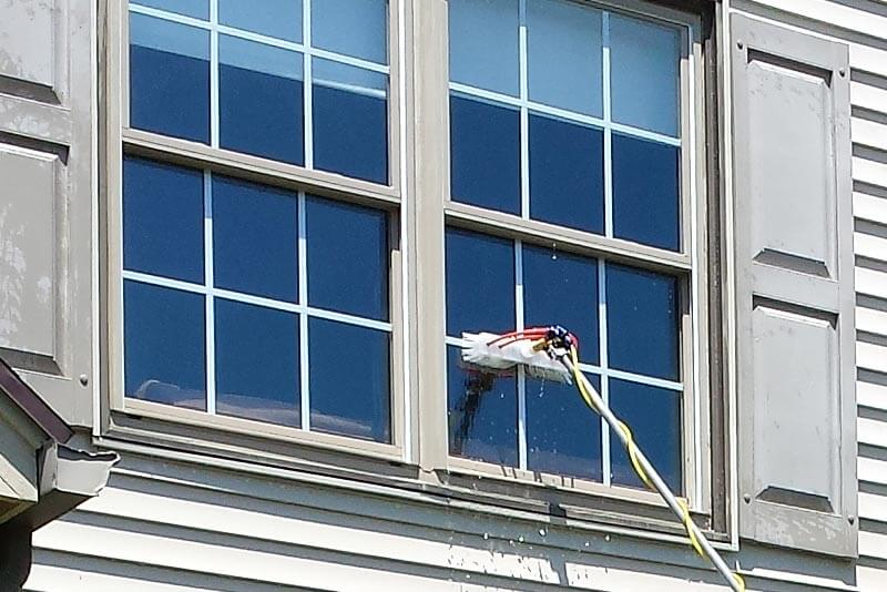 Rochester NY Pure Water Washing Window Cleaning